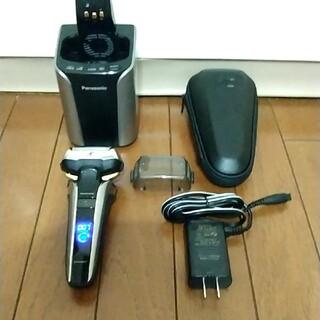パナソニック(Panasonic)のPanasonic 電気シェーバー ラムダッシュ ES-CLV9DX 動作確認済(メンズシェーバー)