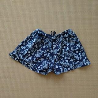 ユニクロ(UNIQLO)の子供服ショートパンツ 110cm 美品(パンツ/スパッツ)