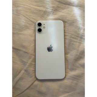 Apple - iphone11 ホワイト WHITE 128GB SIMフリー