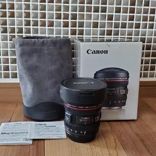 キヤノン【Canon】EF8-15㎜ f4L Fisheye USM