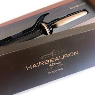 リュミエールブラン(Lumiere Blanc)の最終価格 ヘアビューロン 4D Plus  L-type 34.0㎜(ヘアアイロン)