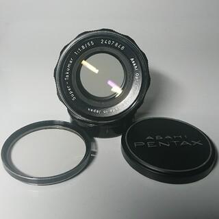 PENTAX - オールドレンズ Super-Takumar 55mm/f1.8 後期型