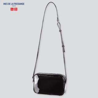 ユニクロ(UNIQLO)の新品タグ付き ユニクロ イネス エナメルミニショルダーバッグ(ショルダーバッグ)