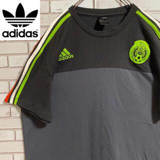 アディダス(adidas)の90s 古着 アディダス XL 刺繍ロゴ ビッグシルエット 常田大希(Tシャツ/カットソー(半袖/袖なし))