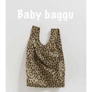EDIT.FOR LULU - 【新品未使用】BAGGU バグー baby  ハニーレオパード