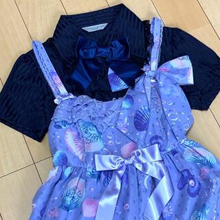 Angelic Pretty - ロリィタファッションに、リメイクフリルブラウス