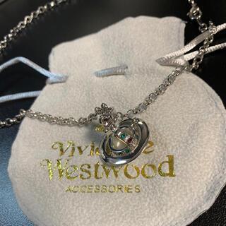 Vivienne Westwood - 【新品】viviennewestwood  タイニーオーブ ネックレス