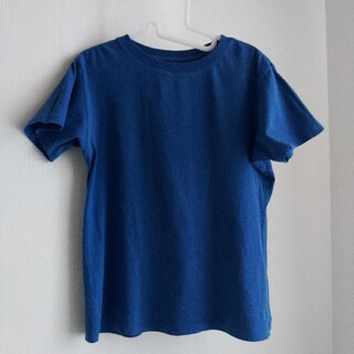 ユニクロ(UNIQLO)の「ユニクロKIDS」クルーネックT(140)(Tシャツ/カットソー)