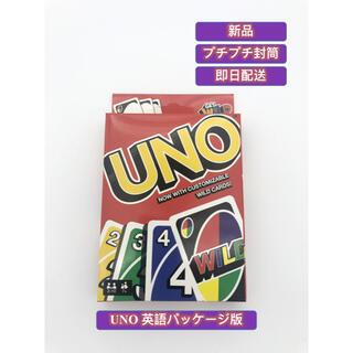 UNOカード 旅行で楽しめる(トランプ/UNO)