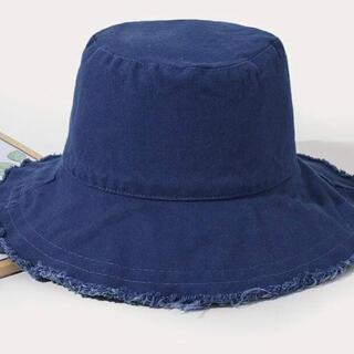 シールームリン(SeaRoomlynn)のバケットハット バケハ 帽子 シールームリンお好きな方 新品未使用(ハット)
