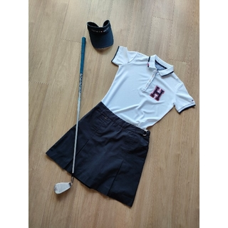 TOMMY HILFIGER - TOMMY HILFIGER ゴルフ スカート