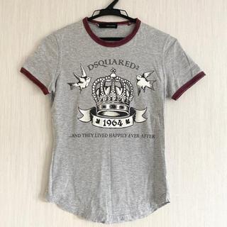 ディースクエアード(DSQUARED2)の極美品DSQUARED2 Tシャツ(Tシャツ(半袖/袖なし))