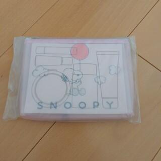 スヌーピー(SNOOPY)のSNOOPY☆メッシュコスメポーチ(ポーチ)