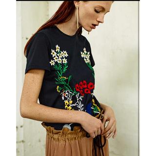 mame - AKIRA NAKA大人気完売のbotanical刺繍Tシャツ♡アキラナカ