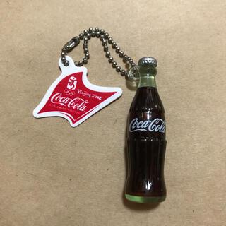 コカ・コーラ - 2008 オリンピック コカコーラ ボトル キーホルダー