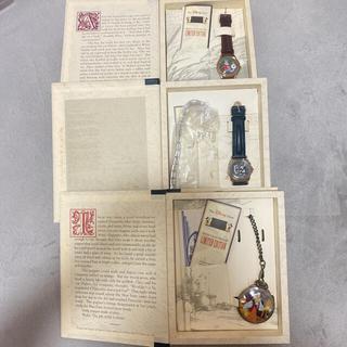 ディズニー(Disney)のFossil フォッシル ディズニー 限定版 レア プレミア 時計(腕時計(アナログ))