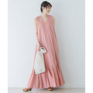 DEUXIEME CLASSE - 即完売 【MARIHA(マリハ)】 夏の月影のドレス ワンピース