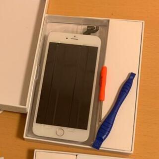 iPhone 6s plus  ホームボタン、インカメ3Dタッチ、近接センサなど