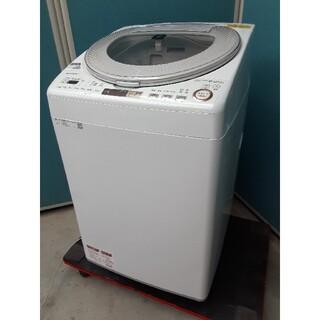 SHARP - 2019年製 シャープ 縦型洗濯乾燥機9.0kg/4.5kg  ES-TX9A