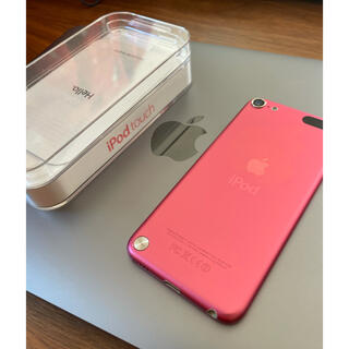 iPod touch - ipod touch 5世代 64GB PINK