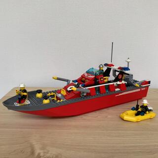 レゴ(Lego)のLEGO City 7906 消防ボート(積み木/ブロック)