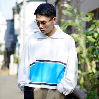 ジエダ(Jieda)のNEON SIGN  19SS ビッグシルエットポロシャツ(ポロシャツ)