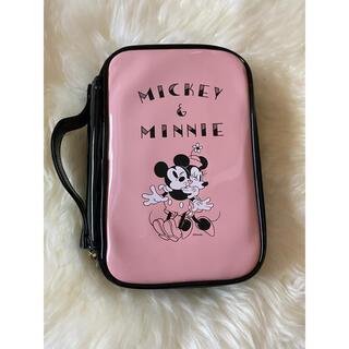 Disney - sweet 付録 ミッキー&ミニー メイクポーチ