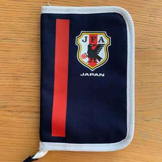 サッカー日本 代表 パスポートケース 手帳ケース キリンチャレンジカップ2013(記念品/関連グッズ)