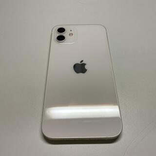 Apple - 【美品】iPhone12 ホワイト 128GB SIMフリー