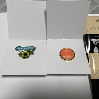 SHINee - テミン N.G.D.A ピンバッジ2点セット