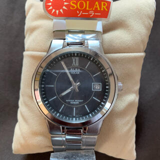 アルバ(ALBA)のSEIKO ALBA ソーラーウォッチ(型式不明)(腕時計(アナログ))