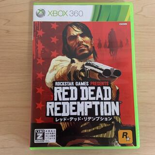 Xbox360 - レッド・デッド・リデンプション XBOX360