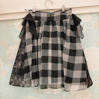 ロディスポット(LODISPOTTO)の未使用 ミルフィーユクローゼット スカート(ひざ丈スカート)