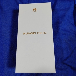 HUAWEI - Huawei p30lite SIMフリー