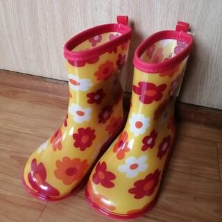 18cm★キッズレインブーツ長靴