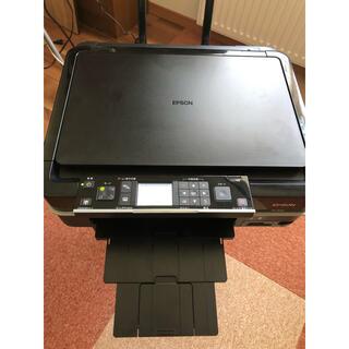 EPSON - 定番家庭用プリンター複合機 epson ep-801a