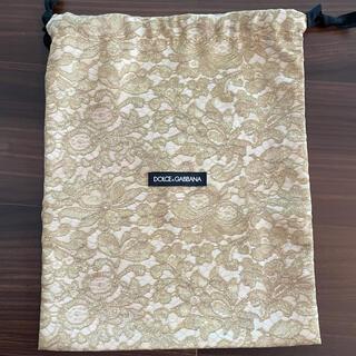 ドルチェアンドガッバーナ(DOLCE&GABBANA)の【ドルガバ】保存袋 巾着(ショップ袋)