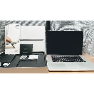 Apple - [US配列] MacBook Pro 15 Late 2013+Kickflip