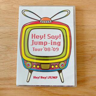 ヘイセイジャンプ(Hey! Say! JUMP)のHey!Say!Jump-ing Tour'08-'09(アイドル)