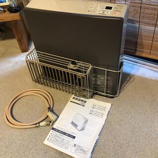 リンナイ(Rinnai)のガスファンヒーター リンナイ RC-K4001E 暖房器具 値下げ価格(ファンヒーター)