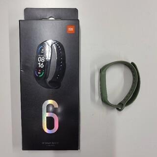 (最新型)Xiaomi Mi Band 6(その他)