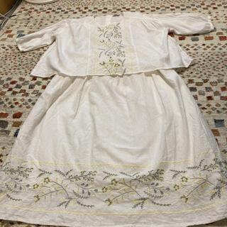 サマンサモスモス(SM2)のサマンサモスモススカートとブラウスセット(セット/コーデ)