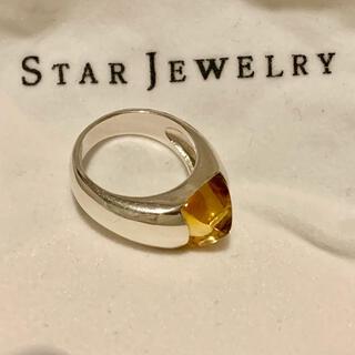 STAR JEWELRY - スタージュエリー シルバーリング