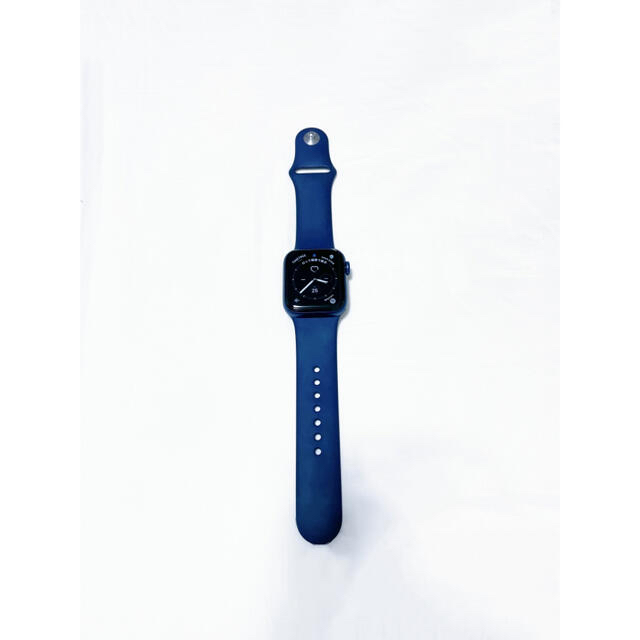 Apple Watch(アップルウォッチ)の★Apple Watch Series 6★ GPSモデル (ネイビーブルー) スマホ/家電/カメラのスマートフォン/携帯電話(その他)の商品写真