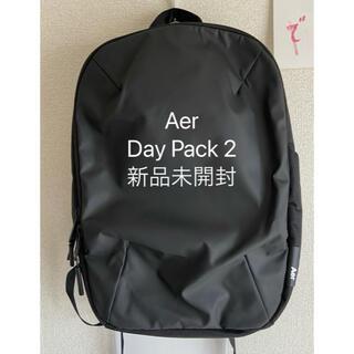 【新品未使用】Aer Day Pack 2 BLK 男女通用