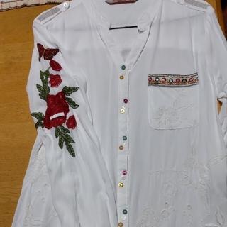 デシグアル(DESIGUAL)のシャツ(シャツ/ブラウス(長袖/七分))