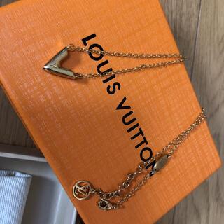 ルイヴィトン(LOUIS VUITTON)のVUITTONネックレス(ネックレス)