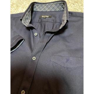 BURBERRY BLACK LABEL - バーバリーブラックレーベル BURBERRY シャツ トップス 美品