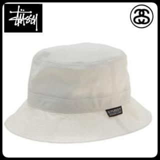ステューシー(STUSSY)のSTUSSY ステューシー STOCK BUCKET HAT (ハット)