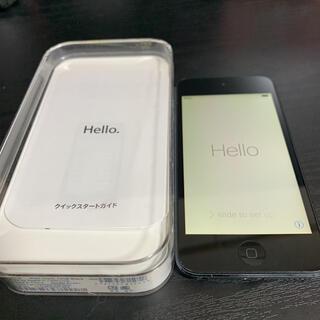 アイポッドタッチ(iPod touch)のiPodtouch 5世代32GB(ポータブルプレーヤー)